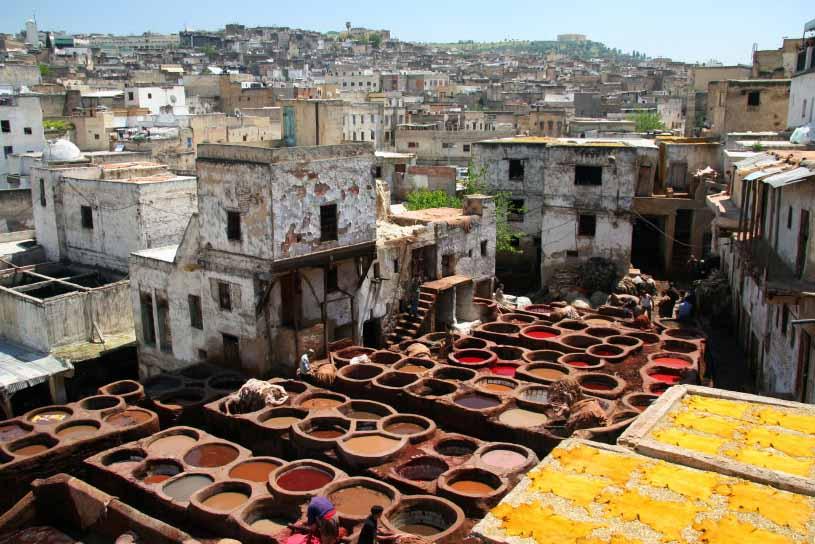 Las medinas de marruecos